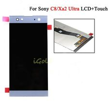 For Sony Xperia XA2 Ultra H3213 H4213 Genuine LCD Display + Touch Screen Blue