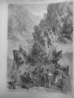 1860 I Hunters Buff Montagnes Tyrol Shotguns