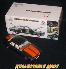 1:18 Classics - HQ Monaro GTS - Gunmetal Metallic with Lone O'Ranger Stripes
