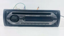 SONY XPLOD CAR STEREO MODEL CDX-GT10W AM FM CD PLAYER With Connectors