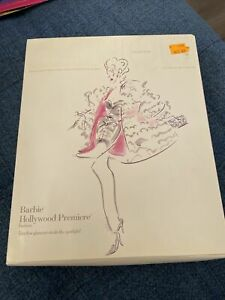 Barbie Classique Collection Hollywood Premiere Fashion 1618 Mattel NIB ltd ed