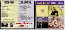 1798 - CD - JOHNNIE AND JOE THE BLUE EMOTIONS