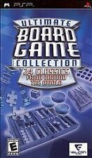 Ultimate Board Game Collection UMD PSP GAME SONY PLAYSTATION PORTABLE