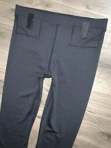 Graystone 5.11 Concealed Carry Concealment Woman's Compression Leggings Black XL