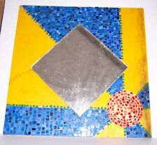 Mosaic Glass Tile Art Mirror