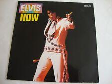 Elvis Presley LP Elvis Now (German Black) (RCA PL89543, Germany)