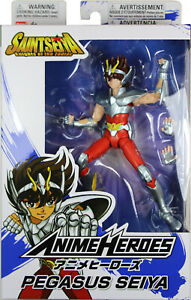 Anime Heroes ~ PEGASUS SEIYA Action Figure ~ Saint Seiya: Knights of the Zodiac