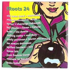fRoots 24 - World Music Compilation - 2005 CD