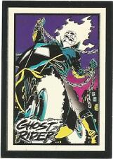 1992 Comic Images Ghost Rider II Glow in the Dark #G4 Power Source Trading Card