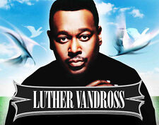 Luther Vandross Music Videos of R&B & Soul  (1 DVD) 20 Music Videos