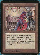 Time Vault Alpha HEAVILY PLD Artifact Rare MAGIC MTG CARD (ID# 115720) ABUGames