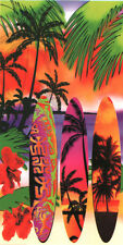 Serviette Drap de plage Surf microfibre strandtuch beach towel