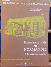 Boithias La maison rurale en Normandie 2. la basse normandie...