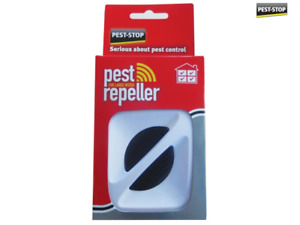 Pest-Stop Indoor Ultrasonic Electronic Pest-Repeller For Large House