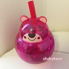 SHDR lotso bear toy story plastic drink bottle Shanghai Disneyland Disney park