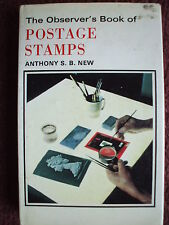 THE OBSERVER OBSERVERS BOOK OF POSTAGE STAMPS 1967 EDITION 1979 HB  VGC