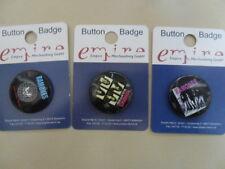 Ramones/3 Badges Anstecker 25mm/Button