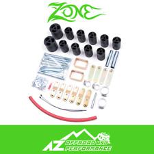 "Zone Offroad 3"" Body Lift Kit 87-95 Jeep Wrangler YJ w/ Manual J9320"