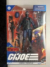 G.I. Joe Classified Cobra Trooper Target MISB Cobra Island Exclusive 12