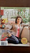 LOVE  OF  KNITTING  MAGAZINE  Fall  2013