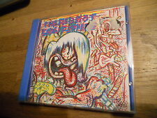 THE RED HOT CHILI PEPPERS THE RED HOT CHILI PEPPERS 1984 EMI USA CD ALBUM MINT
