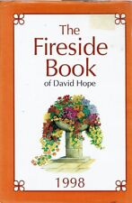 The Fireside Book Of David Hope by Hope David - Book - Hard Cover - Poetry