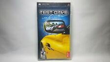 Test Drive Unlimited (Sony PSP, 2007) Complete CIB Tested Racing