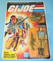 1984 GI Joe Spirit v1 Figure Complete Sealed MOC *CUSTOM Full Card Back **READ**