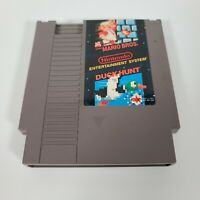 Super Mario Bros Duck Hunt Nintendo Nes game