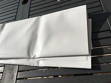 TISSU GRIS PVC 0.9MM SOROMAP 1.5 x 0.5M AVEC POT DE COLLE 250ML NAUTICOLLE 22NAU