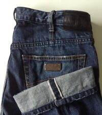 AJ ARMANI SELVEDGE JEANS SARTORIAL LINE SIZE 34 X 28 SEE DESCRIPTION