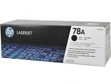 GENUINE HP P1566 P1606 CE278A 78A Toner Cartridges Sealed In Retail Packaging
