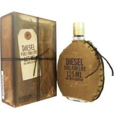 DIESEL FUEL FOR LIFE EDT for men 125ml 4.2 oz Discontinued Rare