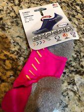 New Thorlos Experia Multi-Sport No Show Socks XS Women 5-6.5 XCTU9