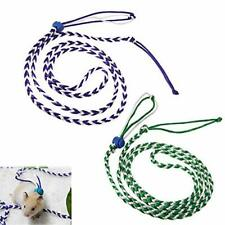 Pivby Adjustable Hamster Leash Harness for Rats Ferret Mouse Squirrel Small
