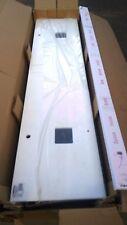 "NIB Premium White CULTURED MARBLE VANITY TOP for Double Vessel Sinks 88"" x 22"""