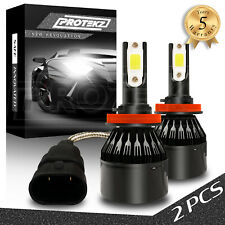Protekz LED Headlight kit 9007 HB5 White for 1999-2004 Ford F-350 Super Duty