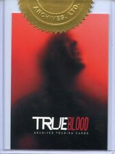 True Blood Archives Case Topper Chase Card