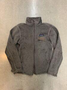 Patagonia Grey Zip Fleece  Women's Size Small