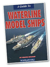 Waterline Model Ships - Model Boat / Ship Book