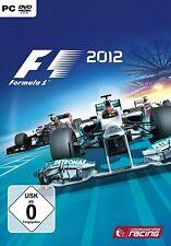 F1 2012 (PC, sólo Steam key descarga código) no DVD, Steam key código only