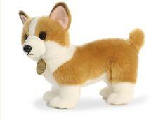 "11"" Corgi Dog Plush Stuffed Animal Toy - New"