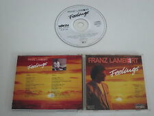 FRANZ LAMBERT/FEELINGS(HÖRZU CD 1433) CD ALBUM