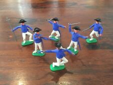 """Timpo AWI American Infantry / """"Bluecoats"""" - Complete Set - 1960's"""