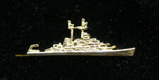 USS DES MOINES CA-134 HEAVY CRUISER LAPEL HAT PIN UP US NAVY VETERAN GIFT WOW