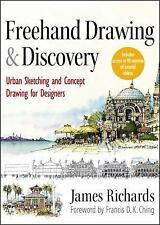 Freehand Drawing and Discovery Urban Sketching and Concept Drawing for Designer
