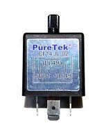 PureTek® CF14 3 Pin Adjustable LED Flasher Relay Car Turn Signal Indicator Light