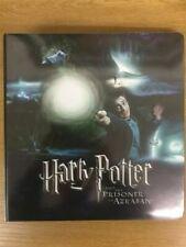 Harry Potter & The Prisoner of Azkaban Update Official ArtBox Binder