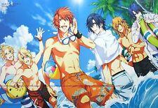 Uta no Prince sama / K ON! Movie poster promo anime official