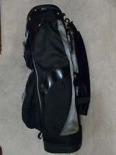 Datrek 14 Club Slot Cart Bag W/ Putter Well & Rain Hood - Excellent Condiiton!